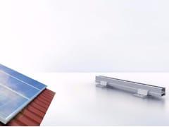 Supporto per impianto fotovoltaico IBC TOPFIX 200 Sistema trapezioidale ECO -