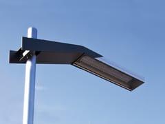 ENGI, IBIS Lampione stradale a LED in alluminio anodizzato