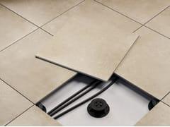 Pavimento per esterni in gres porcellanato effetto pietraICÔNE BLEU | Pavimento per esterni - ITALGRANITI