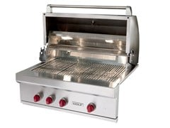 Barbecue a gas in acciaio inox ICBOG36 | Barbecue - WOLF BY SUB-ZERO GROUP