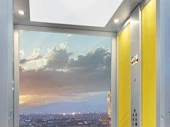 Cabine per miniascensori IDEA - LIFTINGITALIA