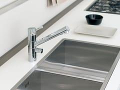 Rubinetto da cucina per trattamento acque con acque separateIDEALAQUA 271 - QUADRO