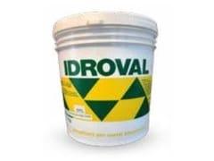 Pittura protettiva per manti impermeabilizzantiIDROVAL - VALLI ZABBAN