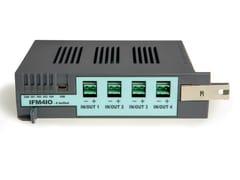 INIM ELECTRONICS, IFM4IO Modulo 4 ingressi/uscite di potenza