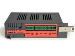 Modulo per la gestione di un canale di spegnimento a gasIFMEXT - INIM ELECTRONICS UNIPERSONALE