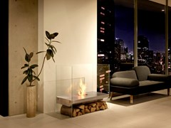 EcoSmart Fire, IGLOO Caminetto freestanding a bioetanolo