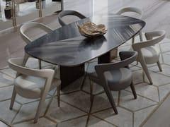 Tavolo da salotto in legnoIKAT | Tavolo - BIZZOTTO