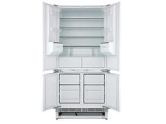 Frigorifero da incasso no frost con congelatore classe A+ IKE 4580-1 -4T | Frigorifero -