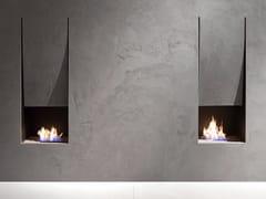 Antonio Lupi Design, IL CANTO DEL FUOCO® Termocamino in acciaio