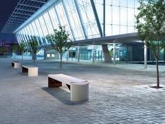 Panchina senza schienaleILARGI | Panchina senza schienale - ULMA ARCHITECTURAL SOLUTIONS