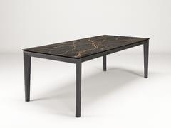 Tavolo allungabile da pranzo rettangolare in ceramicaILEX - MOBILIARIO AUXILIAR DE DISEÑO
