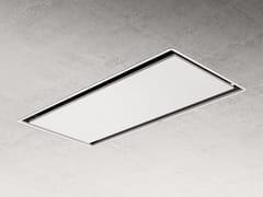 Cappa a soffitto con illuminazione integrataILLUSION - ELICA