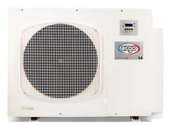 Pompa di calore ad aria/acqua monoblocco, full DC inverterIM 6 - ARGOCLIMA