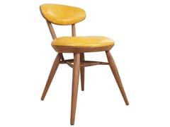 Sedia in teak con cuscino integratoIMARA - ALANKARAM