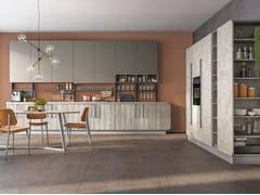 Cucina componibile con maniglie IMMAGINA PLUS BRIDGE 2 - Immagina Plus