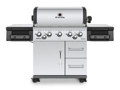Barbecue a gasIMPERIAL 590 - BROIL KING ITALIA • MAGI&CO