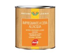 Protettivo del legno ad effetto ceraIMPREGNANTE A CERA ALL'ACQUA - CROMOLOGY ITALIA