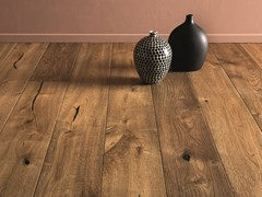 Parquet 2 strati in rovere IMPRESSION - WOODCO