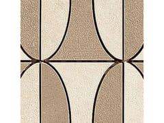 Rivestimento in gres porcellanatoINDUSTRIAL | Decoro B - Taupe/Ivory - FLOOR GRES FLORIM SPA