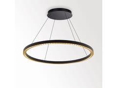 Lampada a sospensione a LED per ufficio con dimmerINFORM R1+ CS - DELTA LIGHT