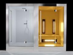 CARMENTA, Cabina infrarossi Sauna a infrarossi