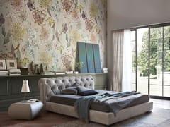Inkiostro Bianco, INFUSE Carta da parati panoramica con motivi floreali