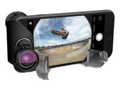 Obiettivo per smartphoneINM350 |  FISHEYE, SUPER-WIDE E MACRO - OLLOCLIP