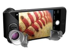 Lente per smartphoneINM352 | MACRO 7X + 14X + 21X LENSES - OLLOCLIP