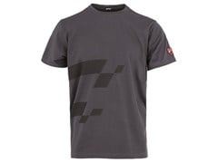 T-shirt 90% CO - 10% EA 190g/mqINN-MISANO BLACK - INNEX
