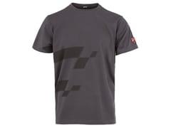 T-shirt 90% CO - 10% EA 190g/mqINN-MISANO GREY - INNEX