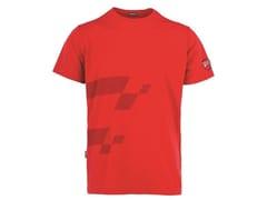T-shirt 90% CO - 10% EA 190g/mqINN-MISANO RED - INNEX