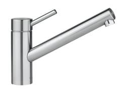 Miscelatore da cucina in acciaio inox con bocca girevoleINOX 10.271.023.700FL - FRANKE WATER SYSTEMS
