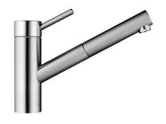 Miscelatore da cucina in acciaio inox con doccetta estraibileINOX 10.271.103.700FL - FRANKE WATER SYSTEMS