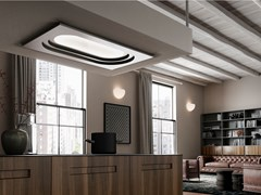 Cappa ad incasso con illuminazione integrata INSIDE UP - FABER