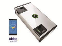 ALDES, INSPIRAIR® HOME SC150/SC200/SC240/SC370 Soluzione di purificazione aria HRV