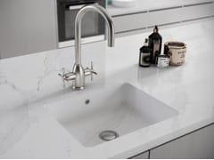 Lavello a una vasca in Silestone®INTEGRITY Q - COSENTINO