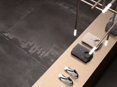 Pavimento/rivestimento in gres porcellanato INTERNO 9 WIDE - ABK INDUSTRIE CERAMICHE
