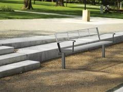 Panchina in acciaioINTERVERA | Panchina in acciaio - MMCITÉ1