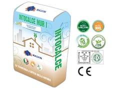 Bio-malta eco-compatibile a base di calce idraulica naturaleINTOCALCE CAM MUR I - MALVIN