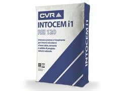 CVR, INTOCEM i1 REI 120 Intonaco ignifugo per la protezione dal fuoco