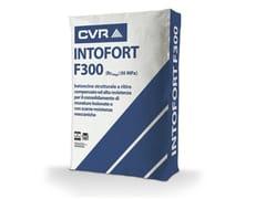 Intonaco fibrorinforzato e specialeINTOFORT F300 - CVR