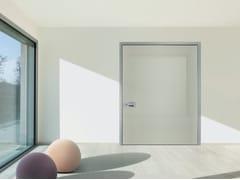 Porta d'ingresso acustica blindata in vetro per esterno INTRO - 18.8010 I16 - Design - Intro