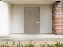 Porta d'ingresso acustica blindata in Laminam® per esterno INTRO - 18.8013 I16 - Design - Intro