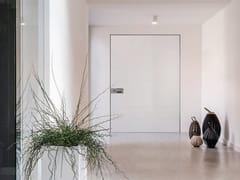 Porta d'ingresso acustica blindata in vetro per esterno INTRO - 18.8014 I16 - Design - Intro