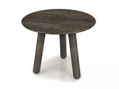 Tavolino rotondo in betulla INVERSE   Tavolino rotondo - Inverse