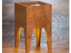 Lampada da tavolo / purificatore d'ariaION - BRILLAMENTI BY HI PROJECT