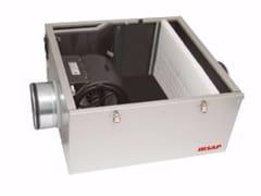 Unità di ventilazione a semplice flussoIR-RSF 25 AC - IRSAP