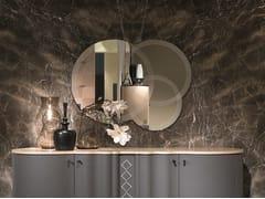 Specchio rotondo da pareteIRIDE | Specchio da parete - CARPANELLI