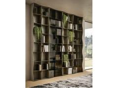 Libreria a giorno modulare in metalloIRON-IC - APP DESIGN