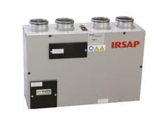 IRSAP, IRSAIR 150 VER Centrale di ventilazione e recupero calore
